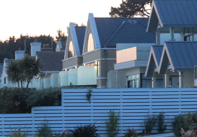 Residential property in Sandbanks